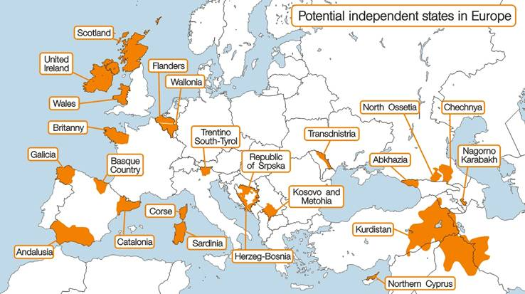 map of serbia europe. Here#39;s a map of dozens of