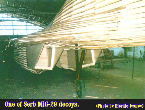 """LECCIONES APRENDIDAS PARA LA FAP: GUERRA DE YUGOSLAVIA 1999 ( Caso: Escuadron de caza MIG-29 """"VITEZOVI""""  ) - Página 2 Mig-29-1"""