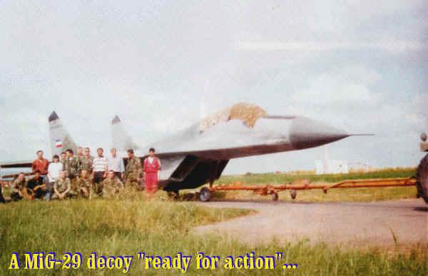 """LECCIONES APRENDIDAS PARA LA FAP: GUERRA DE YUGOSLAVIA 1999 ( Caso: Escuadron de caza MIG-29 """"VITEZOVI""""  ) - Página 2 Mig-29-7"""
